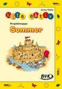 "Cover-Bild zu Kita aktiv ""Projektmappe Sommer"" von Hütter, Jenny"