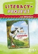 Cover-Bild zu Literacy-Projekt zum Bilderbuch Lieselotte lauert von Hütter, Jenny