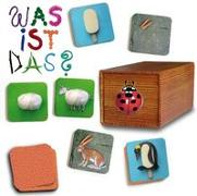 Cover-Bild zu Was ist das? Finde die Tiere im Alltag von Damm, Antje (Illustr.)
