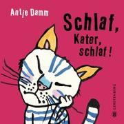 Cover-Bild zu Schlaf, Kater, schlaf! von Damm, Antje