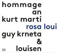 Cover-Bild zu Guy Krneta & Louisen: rosa loui
