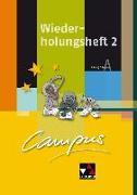 Cover-Bild zu Campus A Palette. Wiederholungsheft 2. Zu den Lektionen Campus A 15-25 von Jürgensen, Sissi