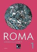 Cover-Bild zu Roma A Wiederholungsheft 1 zu den Lektionen 1-10 von Jürgensen, Sissi