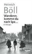 Cover-Bild zu Wanderer, kommst du nach Spa (eBook) von Böll, Heinrich