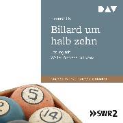 Cover-Bild zu Billard um halb zehn (Audio Download) von Böll, Heinrich