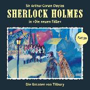 Cover-Bild zu Sherlock Holmes, Die neuen Fälle, Fall 19: Die Untoten von Tilbury (Audio Download) von Masuth, Andreas