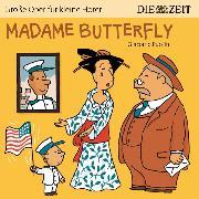 """Cover-Bild zu Madame Butterfly - Die ZEIT-Edition """"Große Oper für kleine Hörer"""" (Ungekürzt) (Audio Download) von Petzold, Bert"""