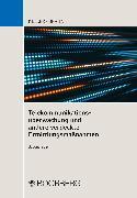 Cover-Bild zu Telekommunikationsüberwachung und andere verdeckte Ermittlungsmaßnahmen (eBook) von Keller, Christoph