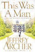 Cover-Bild zu This Was A Man von Archer, Jeffrey