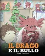 Cover-Bild zu Il drago e il bullo von Herman, Steve
