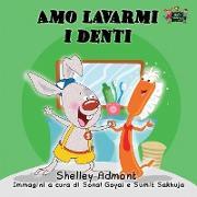 Cover-Bild zu Amo lavarmi i denti von Admont, Shelley