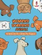 Cover-Bild zu Momenti Divertenti Animali von Coloring Bandit