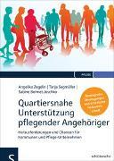 Cover-Bild zu Quartiersnahe Unterstützung pflegender Angehöriger (QuartupA) von Zegelin, Prof. Dr. Angelika