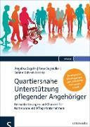 Cover-Bild zu Quartiersnahe Unterstützung pflegender Angehöriger (QuartupA) (eBook) von Zegelin, Angelika
