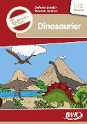 Cover-Bild zu Themenheft Dinosaurier 1./2. Klasse von Scheid, Stefanie