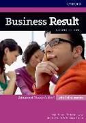 Cover-Bild zu Business Result: Advanced: Student's Book with Online Practice von Baade, Kate