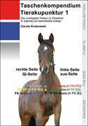 Cover-Bild zu Taschenkompendium Tierakupunktur 1 von Krokowski, Carola