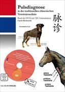 Cover-Bild zu Pulsidagnose in der chinesischen Veterinärmedizin - Buch & DVD von Krokowski, Carola