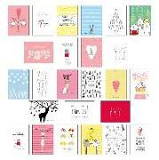 Cover-Bild zu 25 handgemachte Weihnachtskarten Teil 2 von Wirth, Lisa