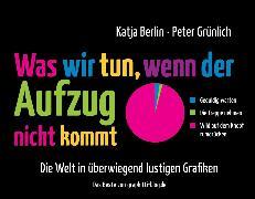 Cover-Bild zu Was wir tun, wenn der Aufzug nicht kommt (eBook) von Berlin, Katja