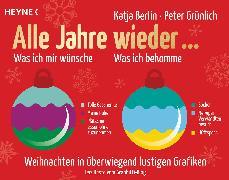 Cover-Bild zu Alle Jahre wieder (eBook) von Berlin, Katja