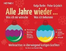 Cover-Bild zu Alle Jahre wieder von Berlin, Katja
