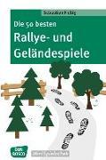 Cover-Bild zu Die 50 besten Rallye- und Geländespiele von Fiebig, Sebastian