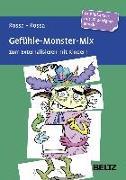 Cover-Bild zu Gefühle-Monster-Mix zum Externalisieren mit Kindern von Rossa, Robert