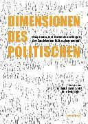 Cover-Bild zu Dimensionen des Politischen (eBook) von Sutter, Ove