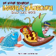 Cover-Bild zu 13: Warum pupsen Fische? (Audio Download) von Naumann, Kati