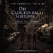 Cover-Bild zu Die Glockenbach Sheriffs: Der letzte Anruf (Audio Download) von Acktun, Gerhard