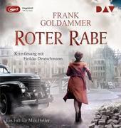 Cover-Bild zu Roter Rabe. Ein Fall für Max Heller von Goldammer, Frank