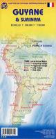 Cover-Bild zu Surinam / French Guiana 1 : 1 500 000 / 1 : 720 000