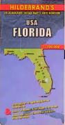Cover-Bild zu United States Florida 1 : 700 000. Hildebrand's Road Map