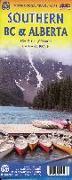 Cover-Bild zu Touristische Karte Southern British Columbia & Alberta 1:1 000 000. 1:1'000'000