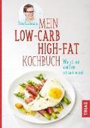 Cover-Bild zu Mein Low-Carb-High-Fat-Kochbuch (eBook) von Paschmann, Anne