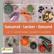Cover-Bild zu LCHF pur: Saisonal. Lecker. Gesund - über 70 Low Carb-Rezepte für September & Oktober von Rask, Annika