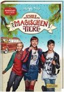 Cover-Bild zu Auer, Margit: Die Schule der magischen Tiere: Das Buch zum Film