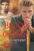 Cover-Bild zu Anthony, Shira: Blood and Ghosts