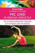 Cover-Bild zu Mic ghid de medicina energetica. De la tratarea afec¿iunilor obi¿nuite la un program zilnic de exerci¿ii (eBook) von Dahlin, Dondi