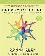 Cover-Bild zu Energy Medicine von Eden, Donna