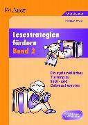 Cover-Bild zu Lesestrategien fördern, Band 2 von Moers, Edelgard