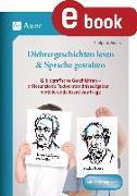 Cover-Bild zu Dichtergeschichten lesen & Sprache gestalten (eBook) von Moers, Edelgard
