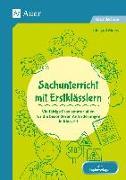 Cover-Bild zu Sachunterricht mit Erstklässlern von Moers, Edelgard