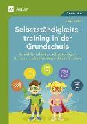 Cover-Bild zu Selbstständigkeitstraining in der Grundschule von Moers, Edelgard