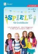 Cover-Bild zu Spiele für Erstklässler von Moers, Edelgard