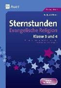 Cover-Bild zu Sternstunden Evangelische Religion - Klasse 3 & 4 von Moers, Edelgard