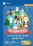 Cover-Bild zu Weihnachten in Deutschland, Europa und der Welt von Moers, Edelgard