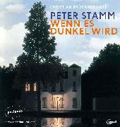 Cover-Bild zu Wenn es dunkel wird von Stamm, Peter