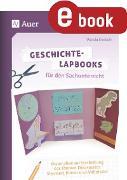 Cover-Bild zu Geschichte-Lapbooks für den Sachunterricht (eBook) von Einstein, Wanda
